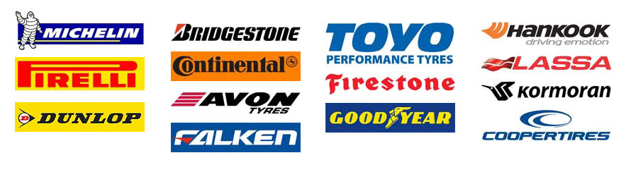 British Rubber Company Tyre Brands