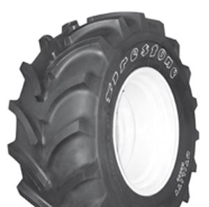 Firestone R8000 Utility Backhoe Loader & Telehandler Tyre
