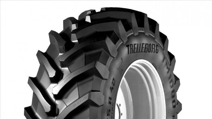 Trelleborg TM1000 High Power Tyre