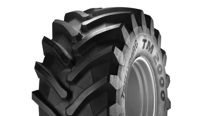 Trelleborg TM2000 Tyre