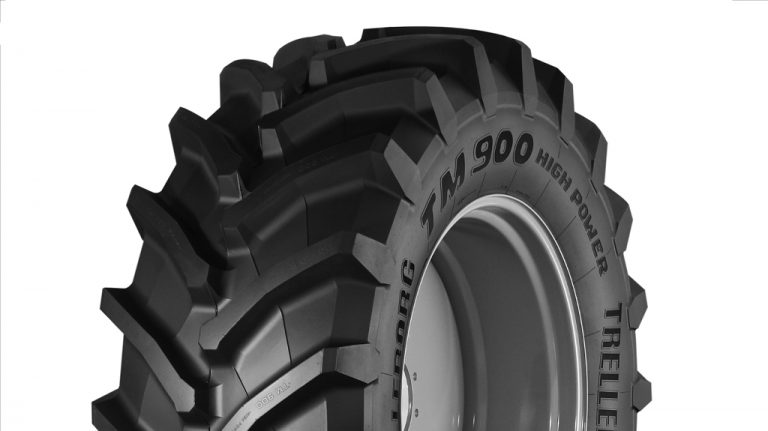 Trelleborg Agricultural Tyre TM900 High Power