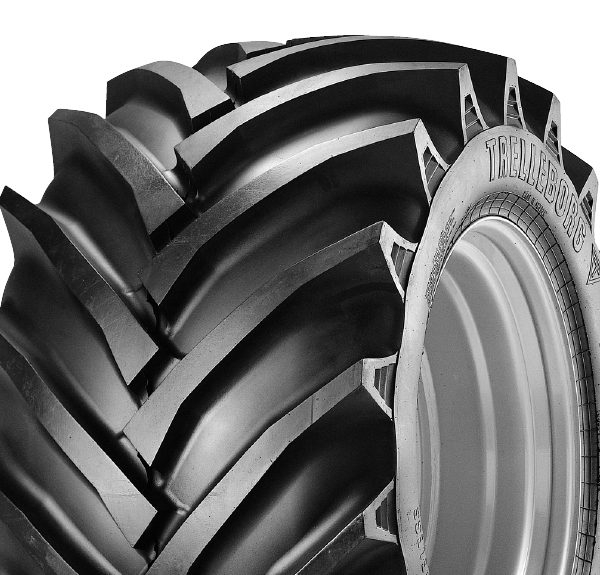 Trelleborg T414 Twin Tractor Tyre Tractor Tyres