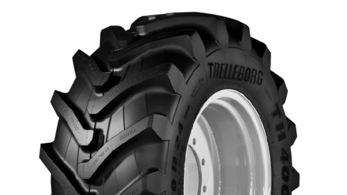 Trelleborg TH400 Industrial Tyre