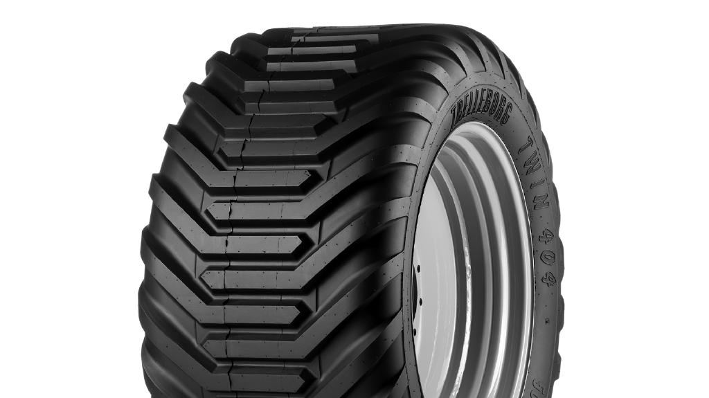Trelleborg Twin Garden Tractor T404 Tyre Tractor Tyres