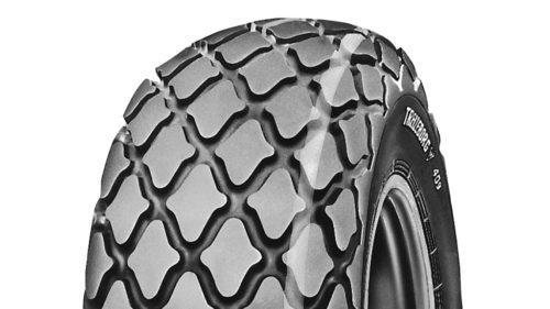 Trelleborg Twin Garden Tractor T409 Trailer Tyre