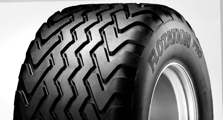 Vredestein Flotation Pro Tyre