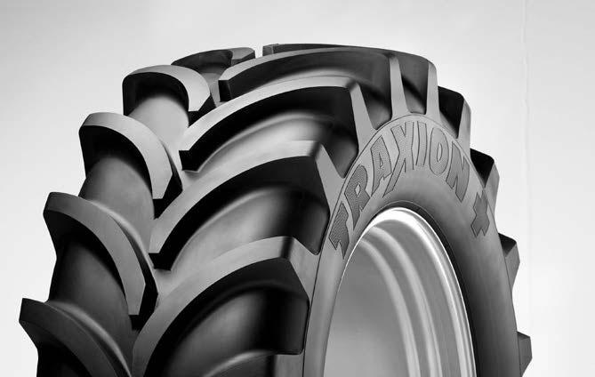 Vredestein Traxion Plus Tyre