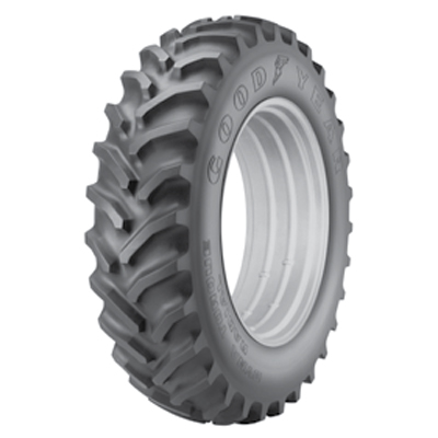 Goodyear Dyna Torque Vintage Tractor Tyre