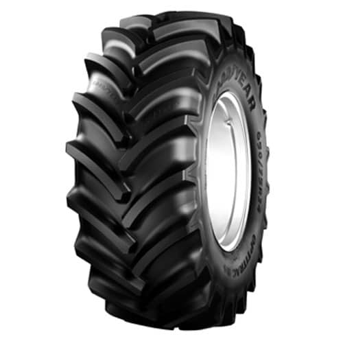 11 36 Tractor Tires : Goodyear optitrac vintage tyre british rubber company
