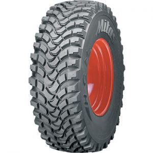 Mitas High Capacity Municipal Tyre