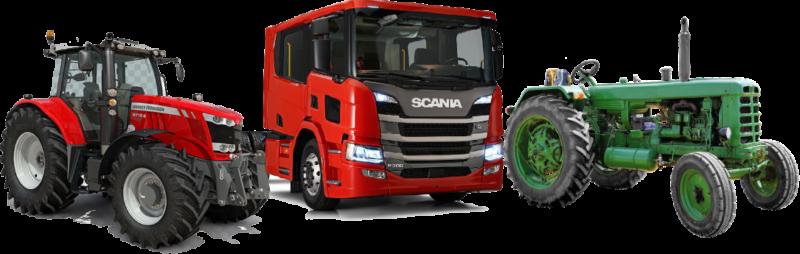 Tractor & Truck Tyres