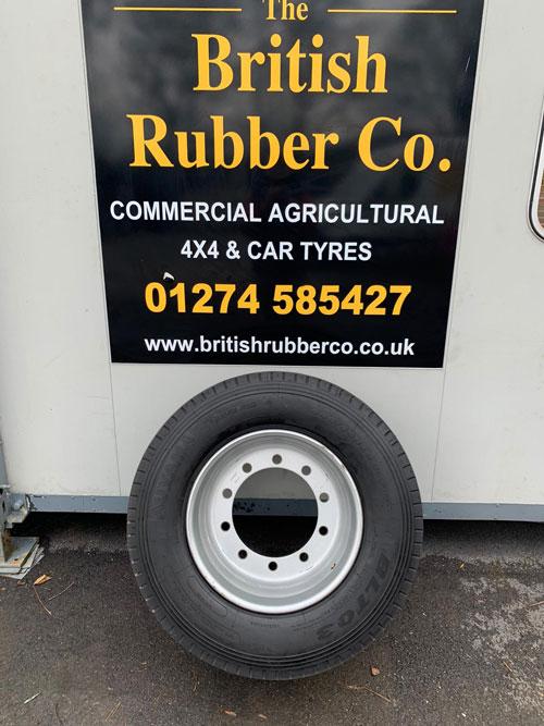 445/45R19.5 Agricultural Trailer Wheel