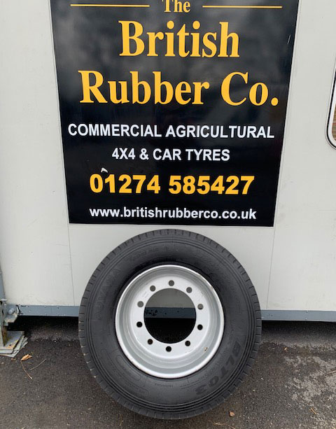 Agricultural Trailer Wheels, Tyres & Full Wheel Assemblies
